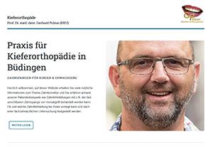 Fachzahnarzt Kieferorthopädie für dem Stadtteil Rödelheim