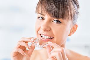 Invisalign® (fast) unsichtbare Zahnspange dem Stadtteil Gutleutviertel